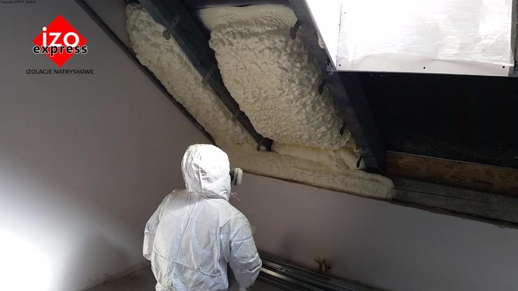 Izolacje Natryskowe Sanok Pianka Poliuretanowa Izoexpress
