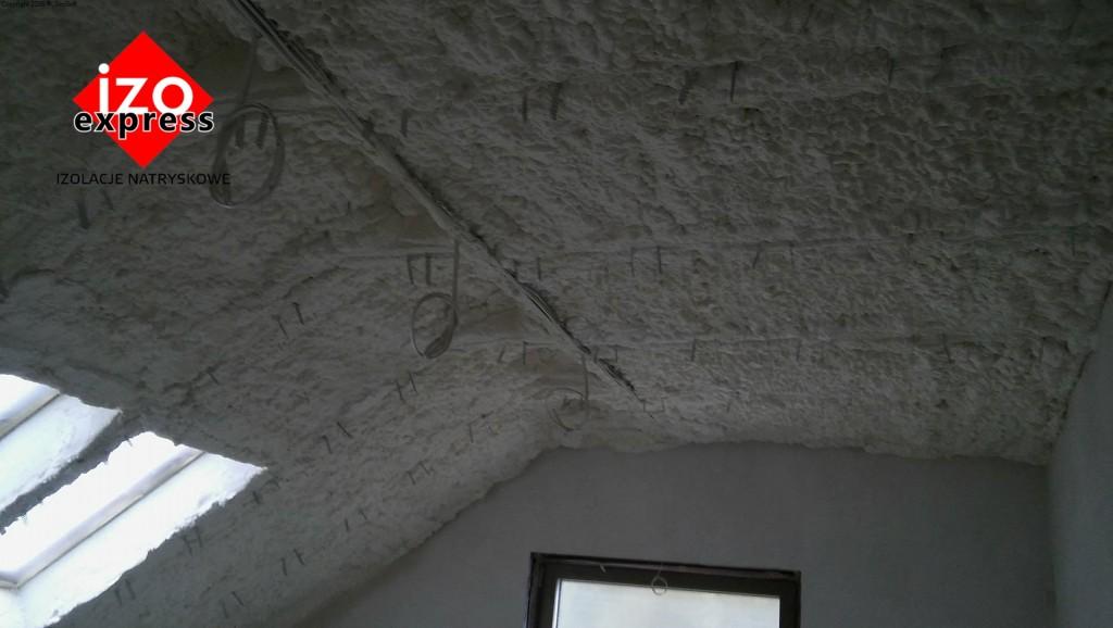 Izolacja dachu – Masłomiąca