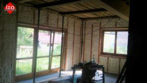ocieplenie domu drewnianego 2